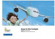 Arya in the Cockpit