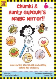 Chumki & Aunty Gadgudi's Magic Mirror