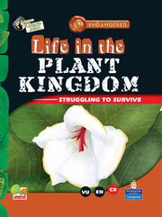 Endangered Life in the Plant Kingdom