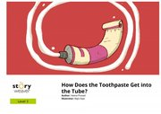 How Does the Toothpaste Get into the Tube?