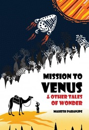 Mission To Venus & Other Tales Of Wonder
