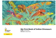 My First Book of Indian Dinosaurs
