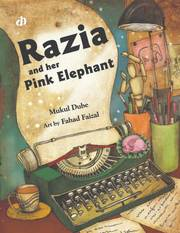 Razia And Her Pink Elephant