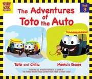 The Adventure of Toto the Auto Book -3