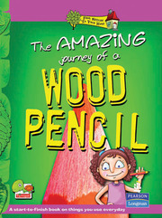 The Amazing Journey of a Wood Pencil