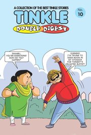 Tinkle Double Digest 10