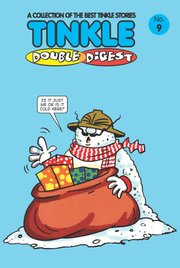 Tinkle Double Digest 9